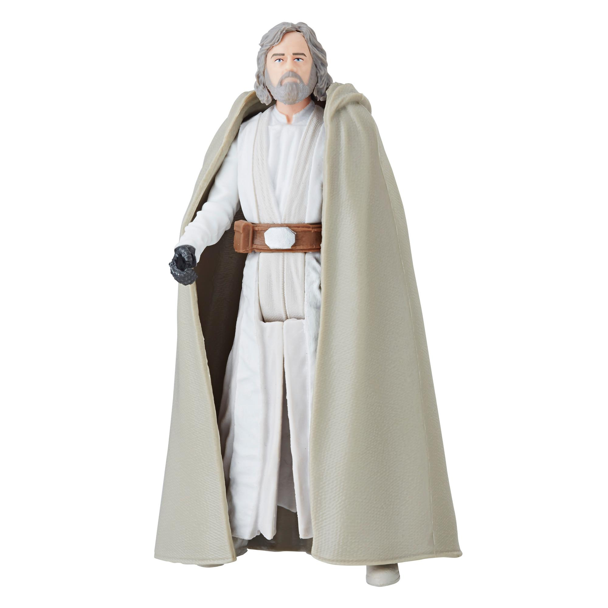 Star Wars Force Link 2.0 - Figura de Luke Skywalker (Jedi Master)