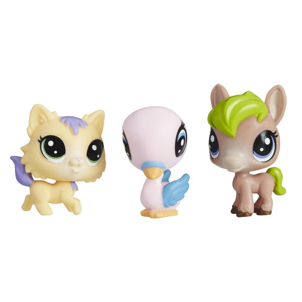 Littlest Pet Shop Tiernas tinturas
