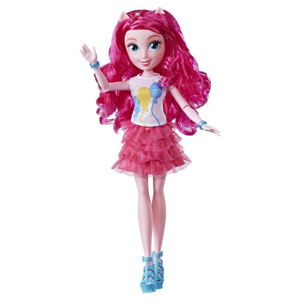 My Little Pony Equestria Girls Pinkie Pie - Muñeca estilo clásico