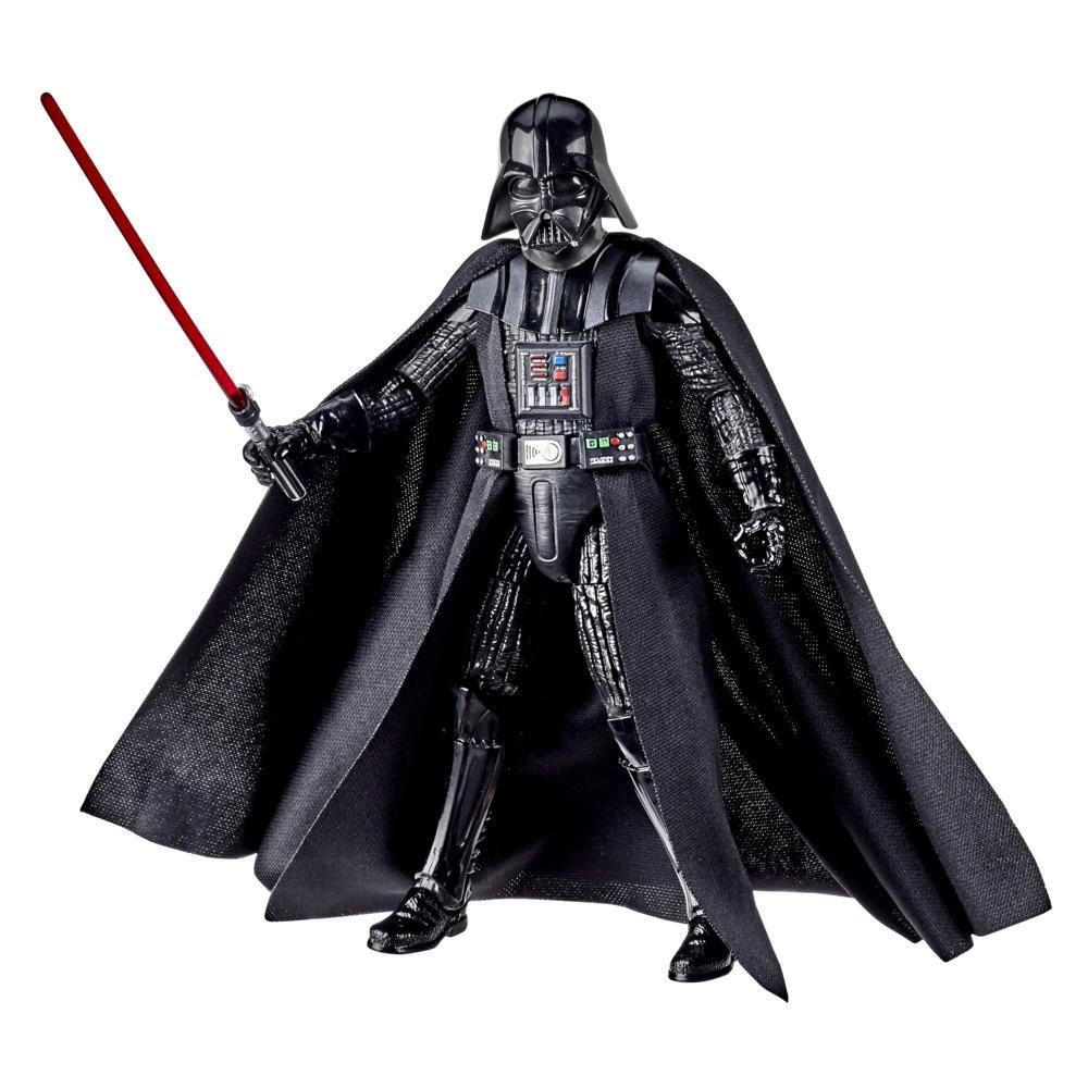 Star Wars The Black Series - Darth Vader a escala de 15 cm - Star Wars: El Imperio contraataca - Edad: 4+