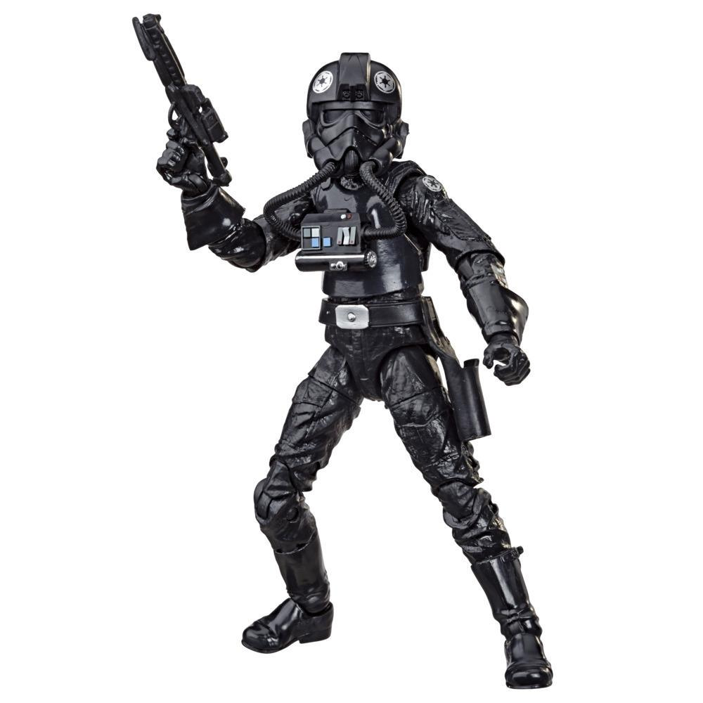 Star Wars The Black Series - Imperial TIE Fighter Pilot a escala de 15 cm - Star Wars: El Imperio contraataca