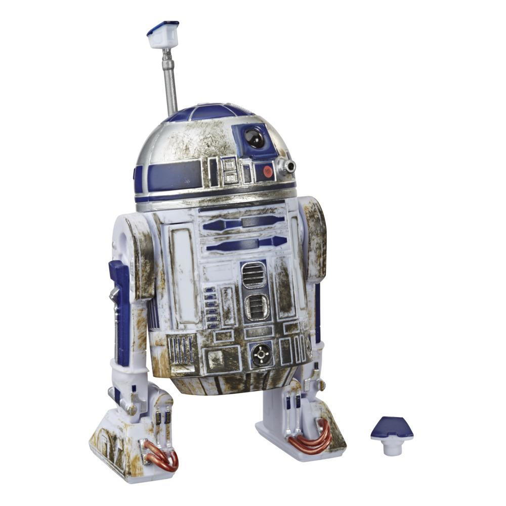 Star Wars The Black Series - Artoo-detoo (R2-D2) (Dagobah) a escala de 15 cm - Star Wars: El Imperio contraataca