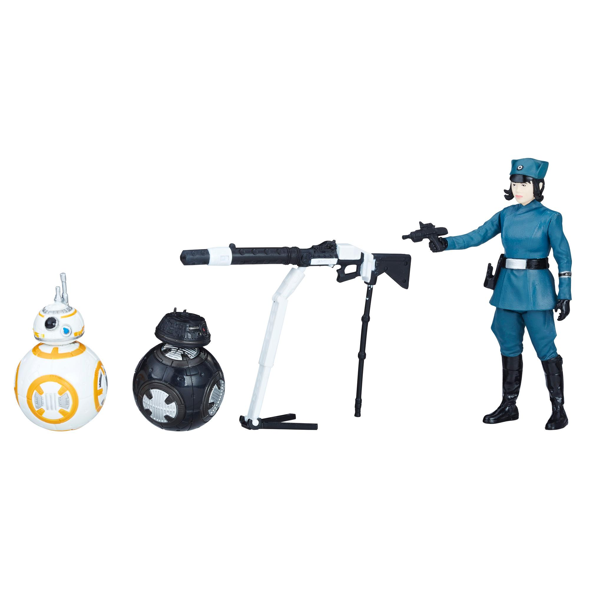 Star Wars Force Link 2.0 - Empaque de Rose (Disfraz de la Primera Orden), BB-8 y BB-9E