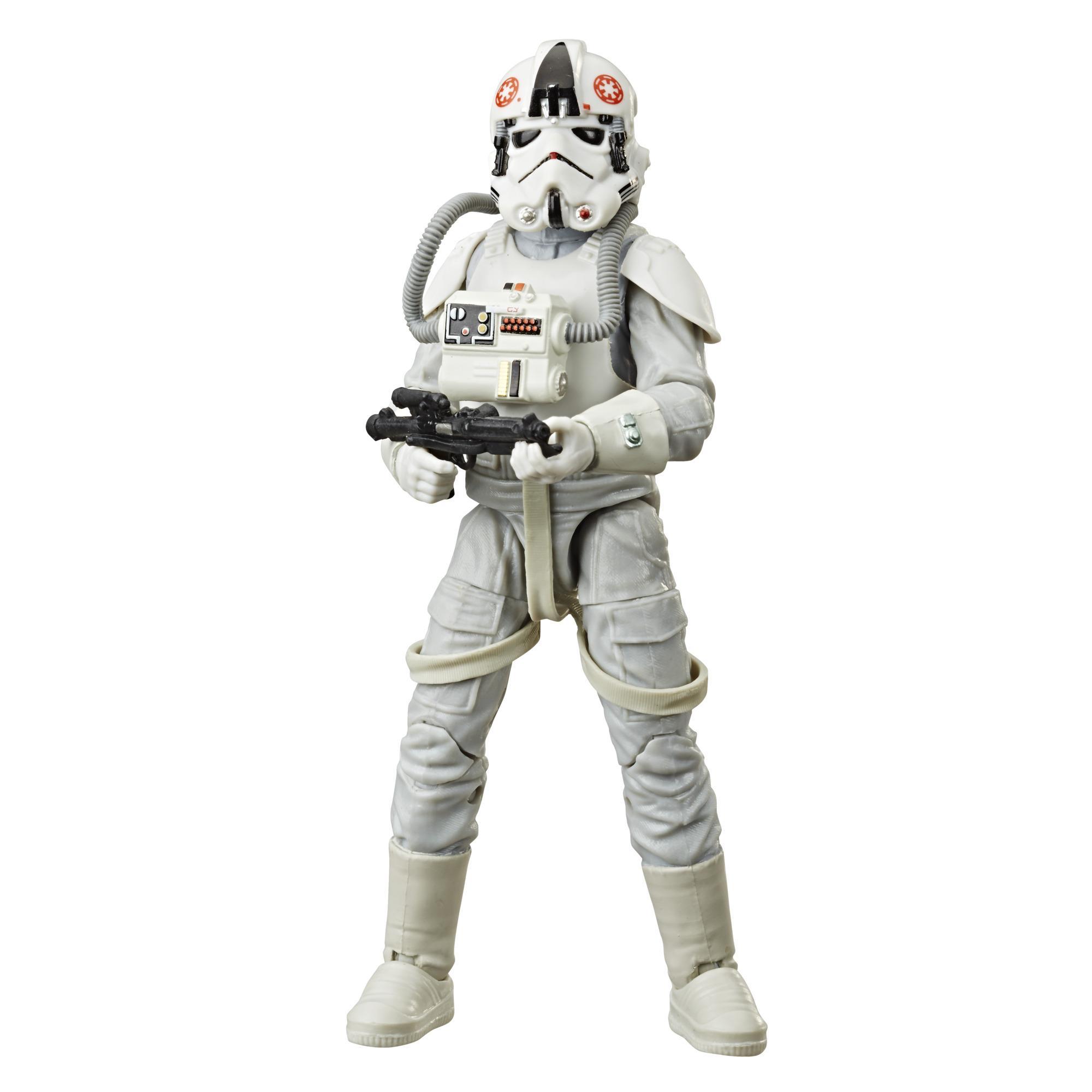 Star Wars The Black Series - AT-AT Driver de 15 cm - Star Wars: El Imperio contraataca - Figura del 40.º aniversario
