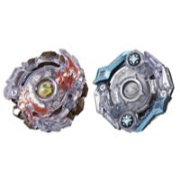 Beyblade Burst Evolution - Dúo - Surtr S2 y Odax O2