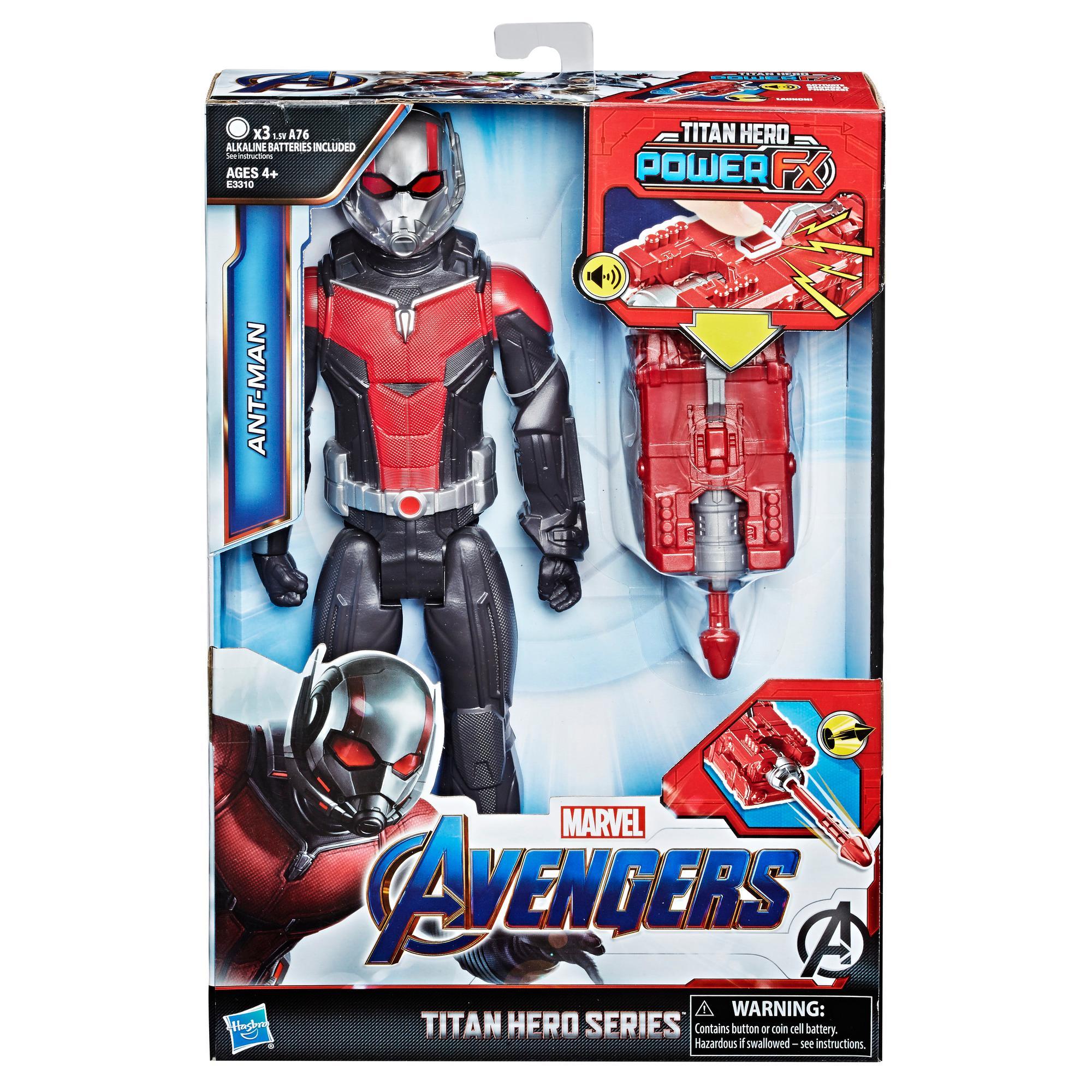 Marvel Avengers: Endgame - Titan Hero Power FX Ant-Man