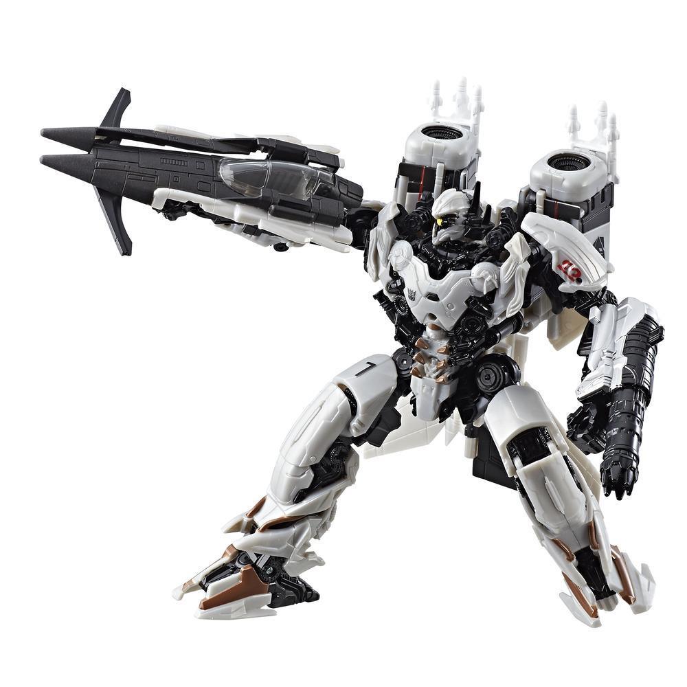 Transformers: The Last Knight - Nitro clase viajero Edición de lujo