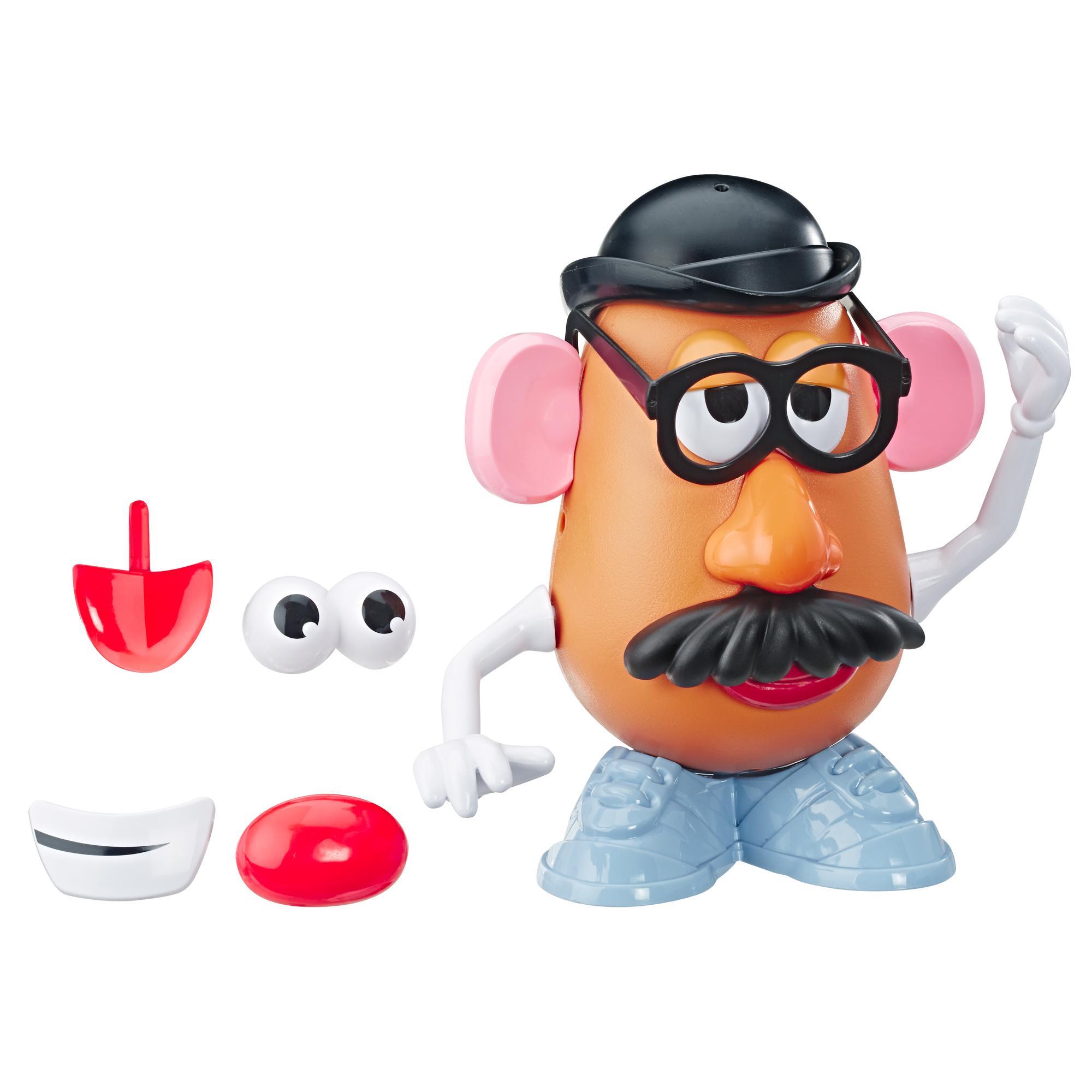 Mr. Potato Head Disney/Pixar - Figura clásica del Sr. Cara de Papa - Juguete para niños de 2 años en adelante