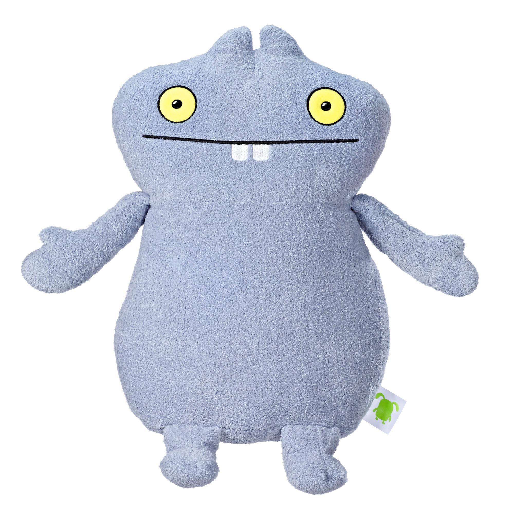 UglyDolls Babo - Juguete de peluche grande, 45 cm de alto