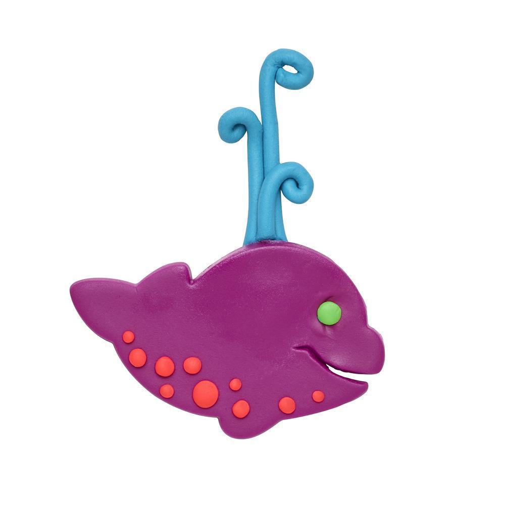 Play-Doh Moldea y aprende - Descubre y guarda