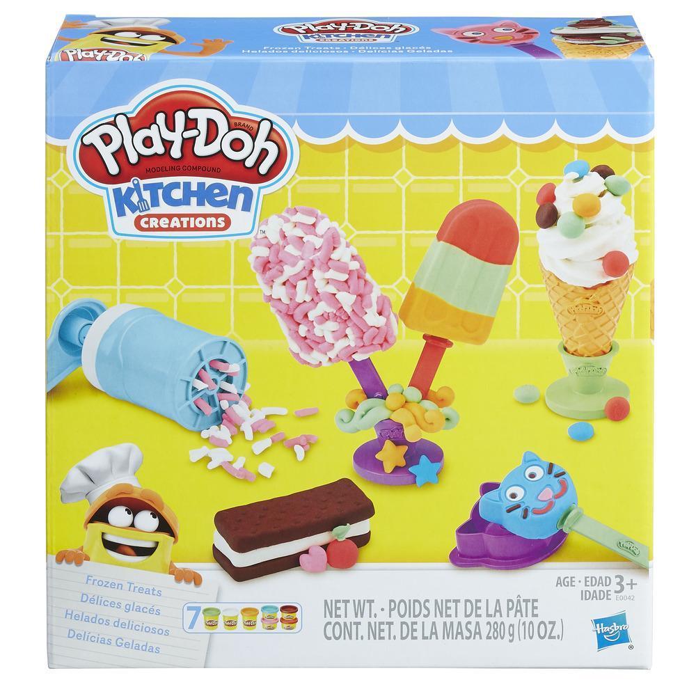 Play-Doh Kitchen Creations - Helados deliciosos