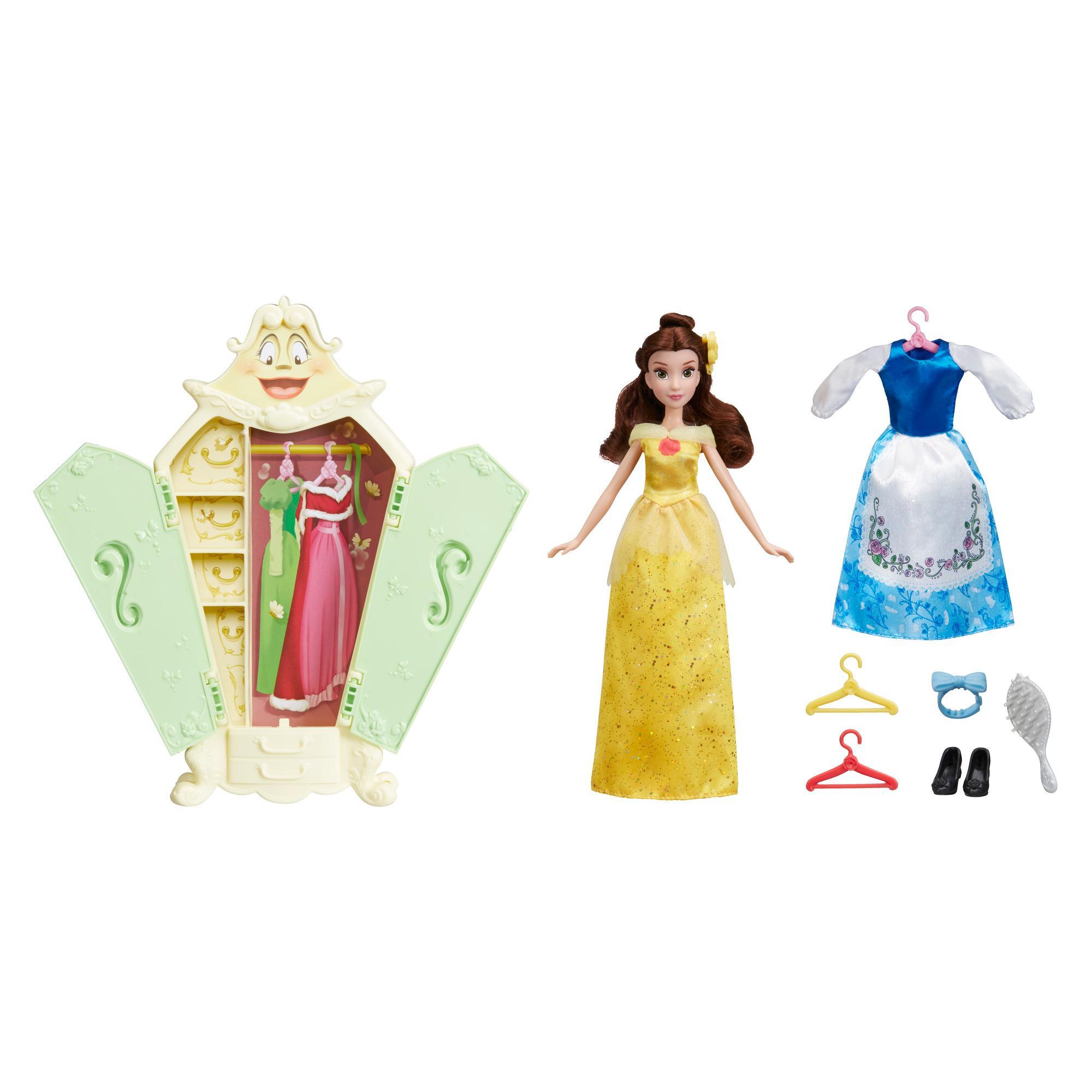 Disney Princess Guardarropa con estilo de Bella