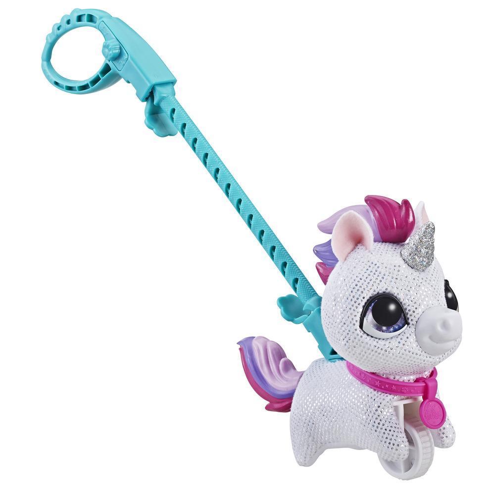 furReal Walkalots Paseítos, unicornio