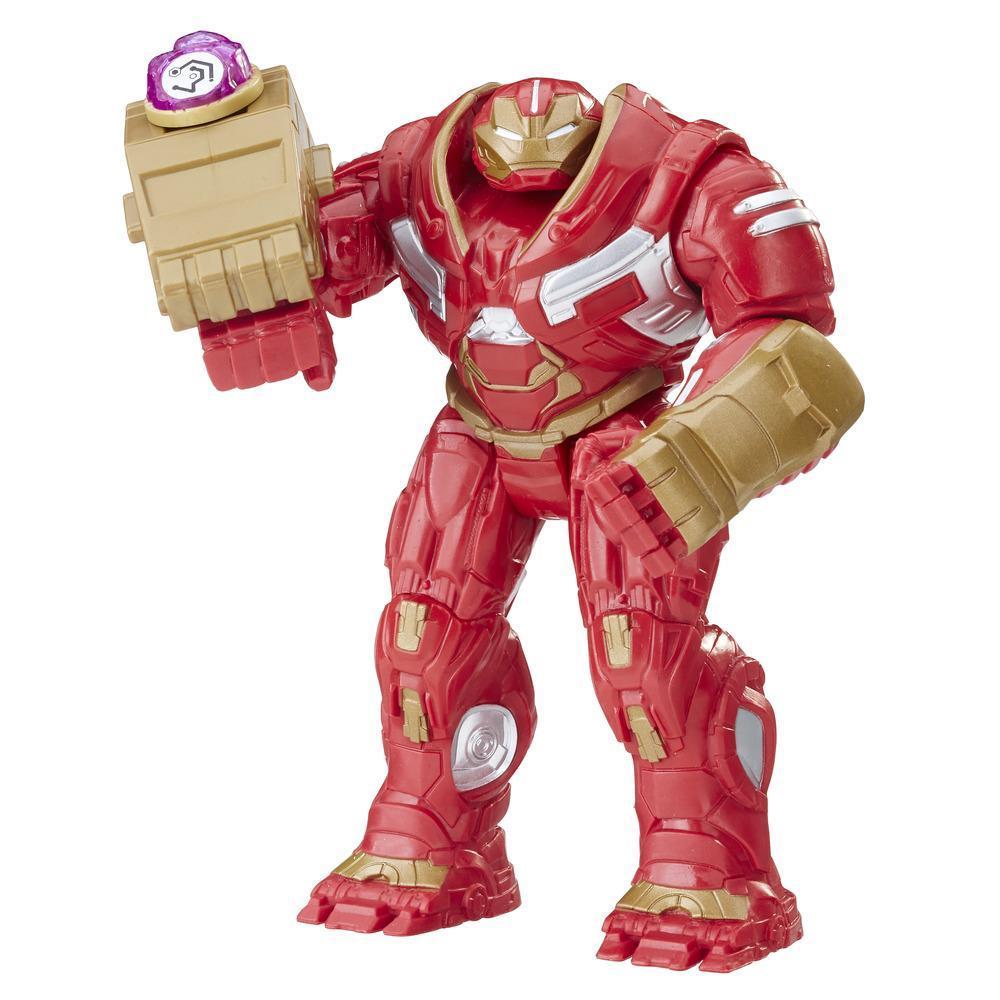 Marvel Avengers: Guerra del Infinito -  Hulkbuster con Gema del Infinito