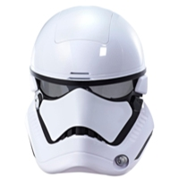 Star Wars: Los últimos Jedi - Máscara electrónica de soldado de asalto de la Primera Orden