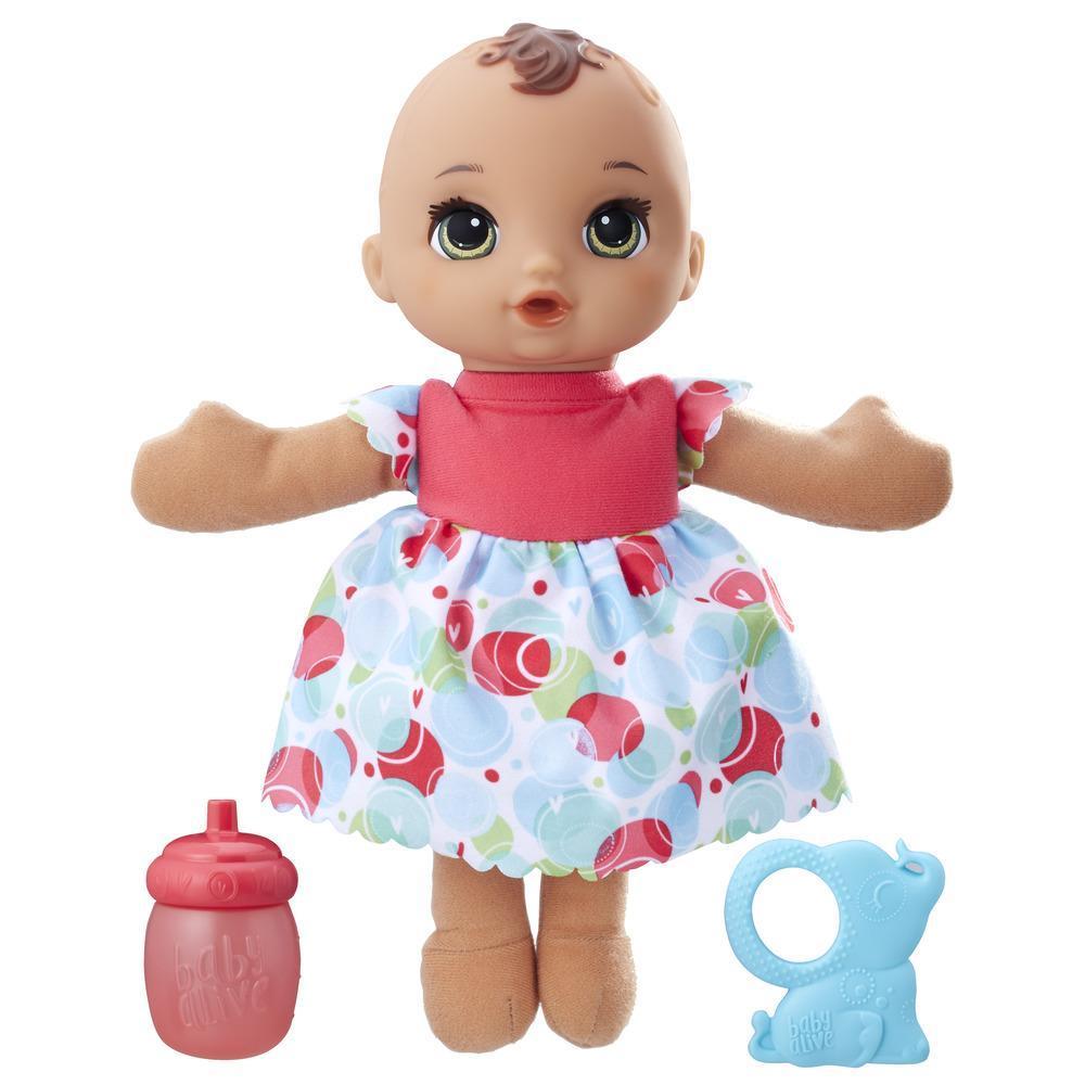 Baby Alive Bebé Sueñitos (Pelo castaño)