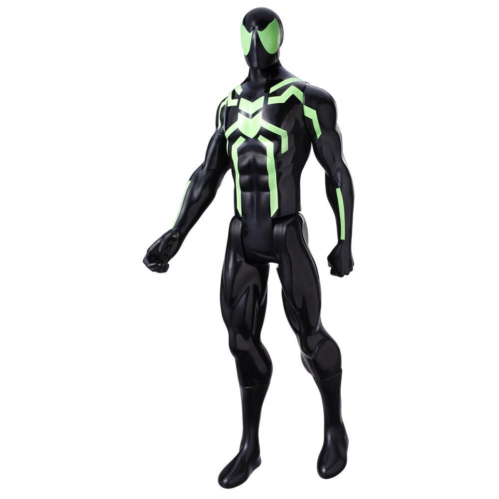 Marvel Spider-Man - Titan Hero Series - Figura de Big Time Spider-Man
