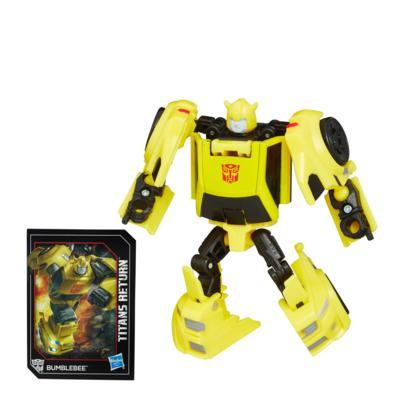 Transformers Generations Titans Return - Bumblebee clase leyendas