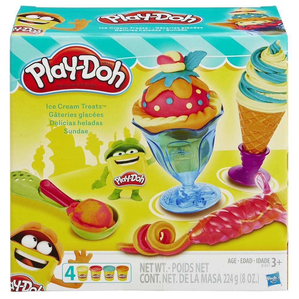 Delicias heladas Play-Doh