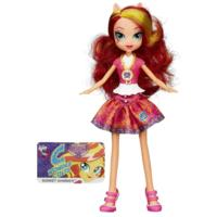 Muñeca My Little Pony Equestria Girls Sunset Shimmer Friendship Games