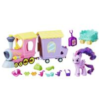 My Little Pony Explore Equestria - El tren de la amistad