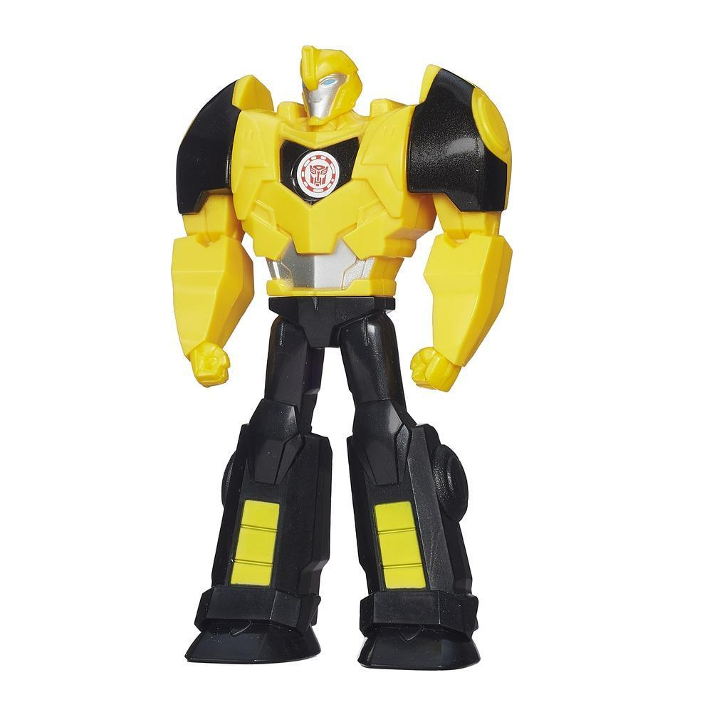 Figura Transformers Robots in Disguise de Bumblebee Titan Guardians