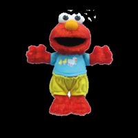 Al Baño con Elmo