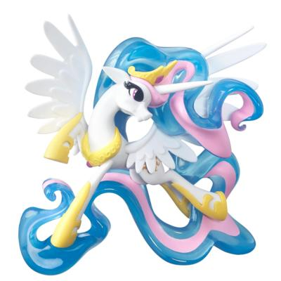 My Little Pony Guardians of Harmony - Princesa Celestia Serie de fans