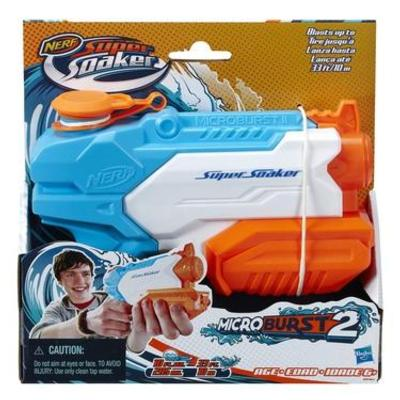 NERF SUPERSOAKER MICROBURST 2