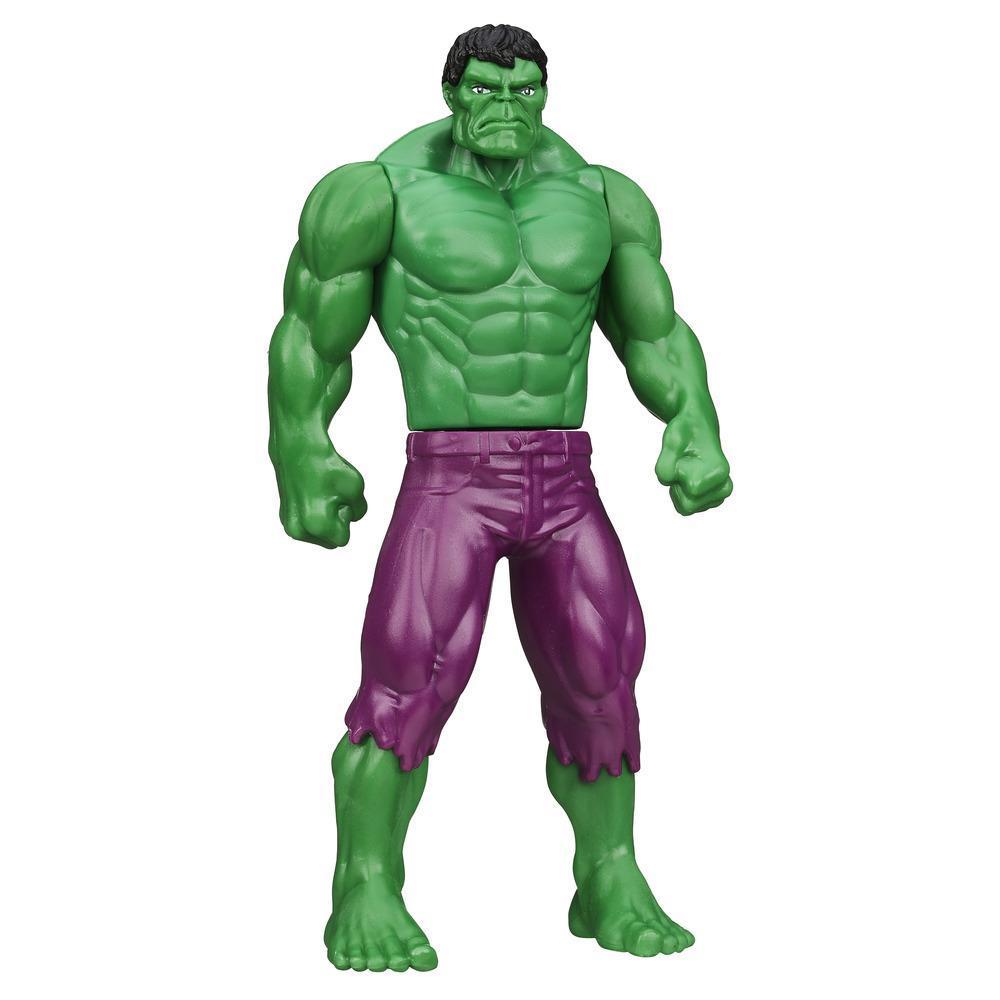 Marvel - Figura básica de Hulk de 15 cm