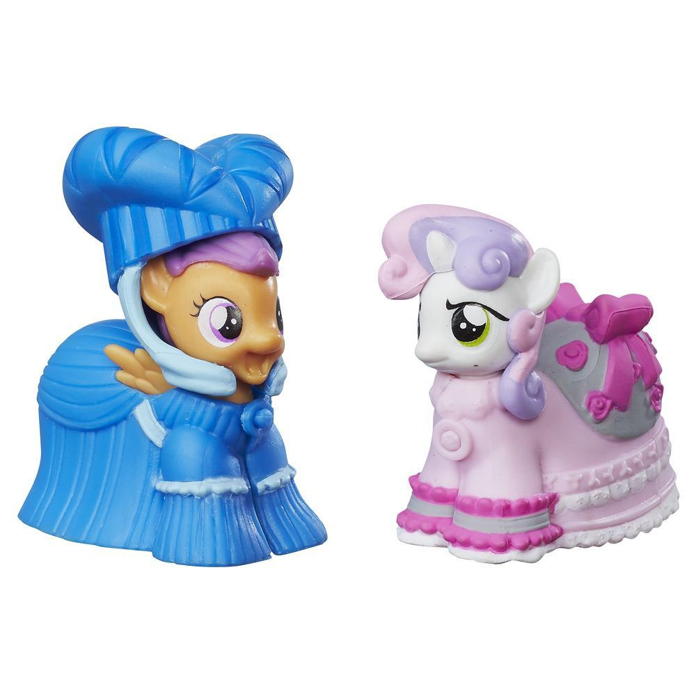 My Little Pony Friendship is Magic Scootaloo and Sweetie Belle