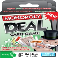 Monopoly  DEAL Cartas Game