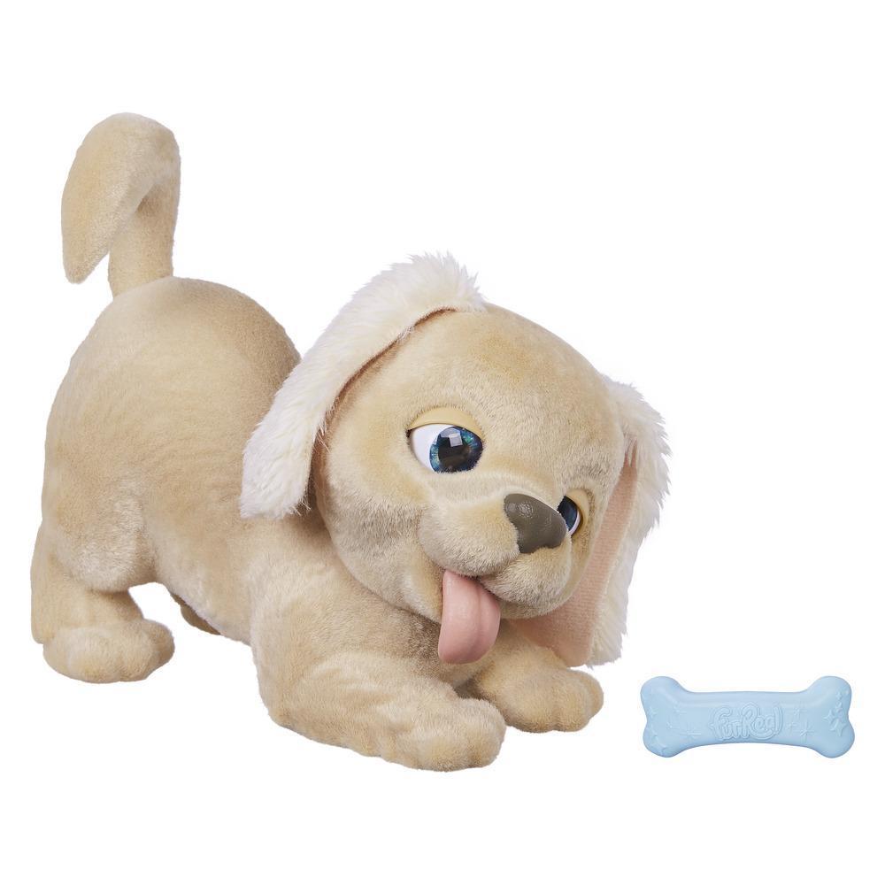furReal Fuzz Mascotas - Golden juguetón