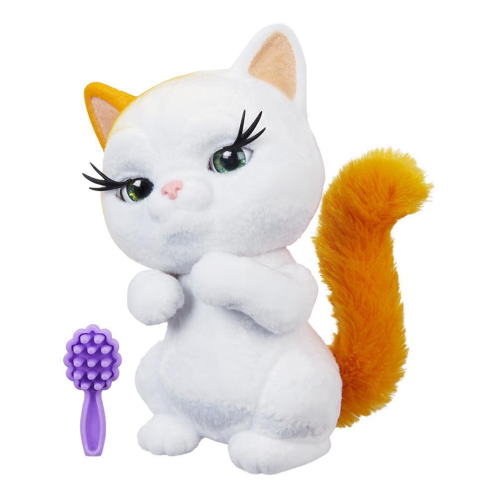 furReal Fuzz Mascotas - Fabulosa gatita