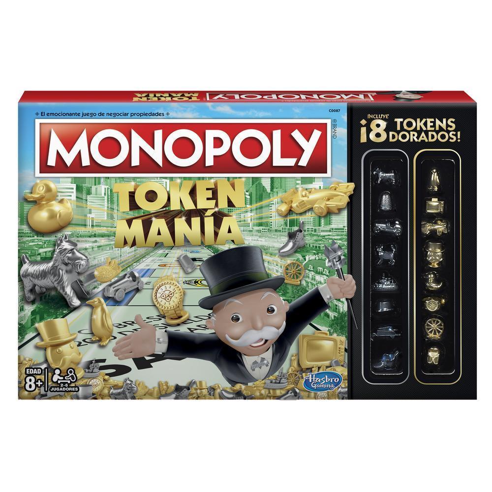Monopoly Token Manía