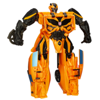 TRANSFORMERS MV 4 RID Mega One Step Bumblebee