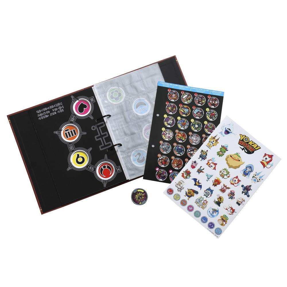 Yokai Medallium Collection Book