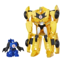 Transformers RID Combiner Force - Combiners activadores - Bumblebee y Stuntwing