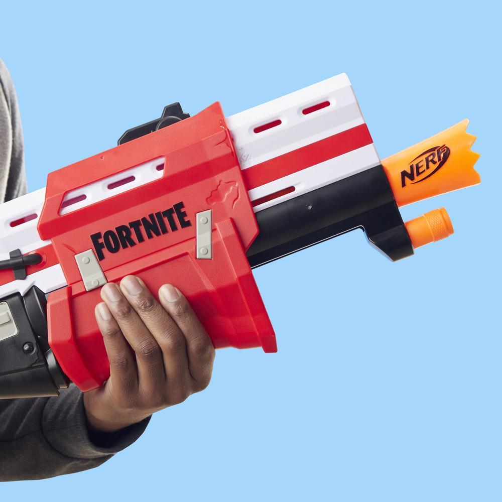 Lanzador Nerf Fortnite TS