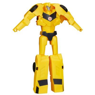 Figura Transformers Robots in Disguise de Bumblebee Titan Changers