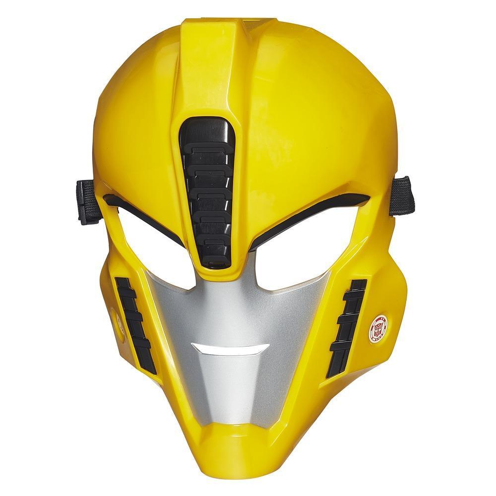 Máscara de Bumblebee Transformers Robots in Disguise