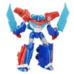 Transformers: Robots in Disguise Optimus Prime superenergizado Clase Guerrero