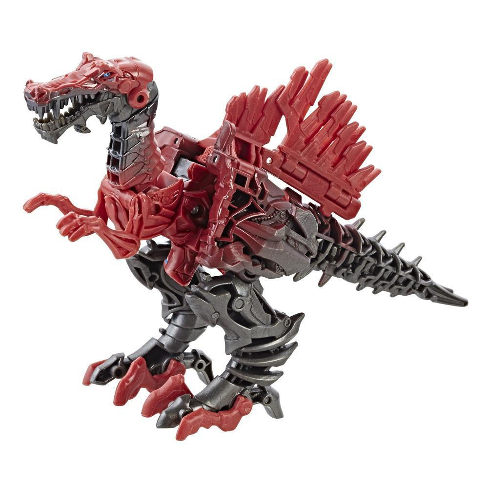 Transformers: The Last Knight - Turbo Changer Cyberfire de 1 paso - Scorn