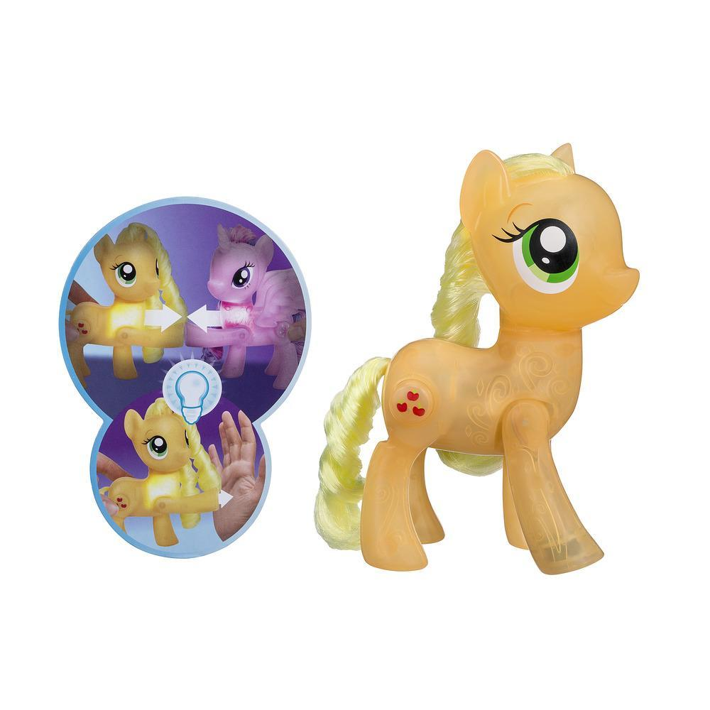 My Little Pony - Figura Luminosa amistad de Applejack