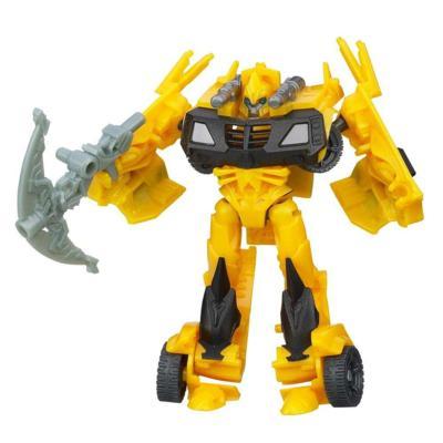 Figura Especialista en inteligencia Bumblebee de la Clase de legión de Transformers Beast Hunters