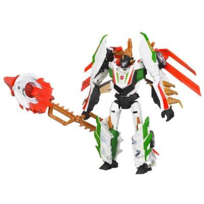 Figura Wheeljack de Clase Deluxe de Transformers Beast Hunters