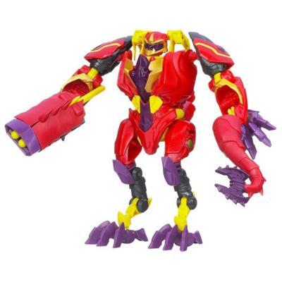 Figura Lazerback de Clase Deluxe de Transformers Beast Hunters