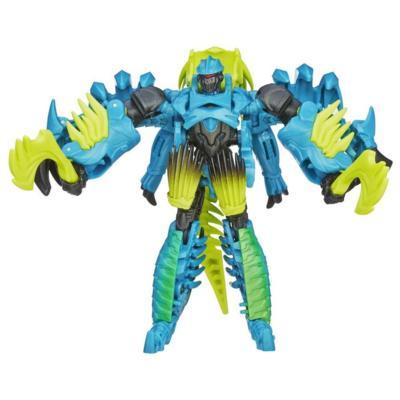Figura de Dinobot Slash clase Deluxe Generations de la Era de la Extinción de Transformers