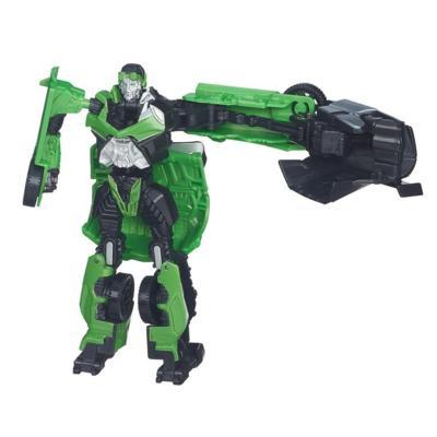 Atacante poderoso Crosshairs de la Era de la Extinción de Transformers
