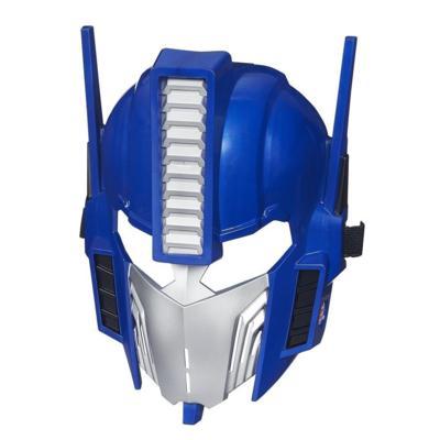 Máscara de Optimus Prime Transformers Robots in Disguise